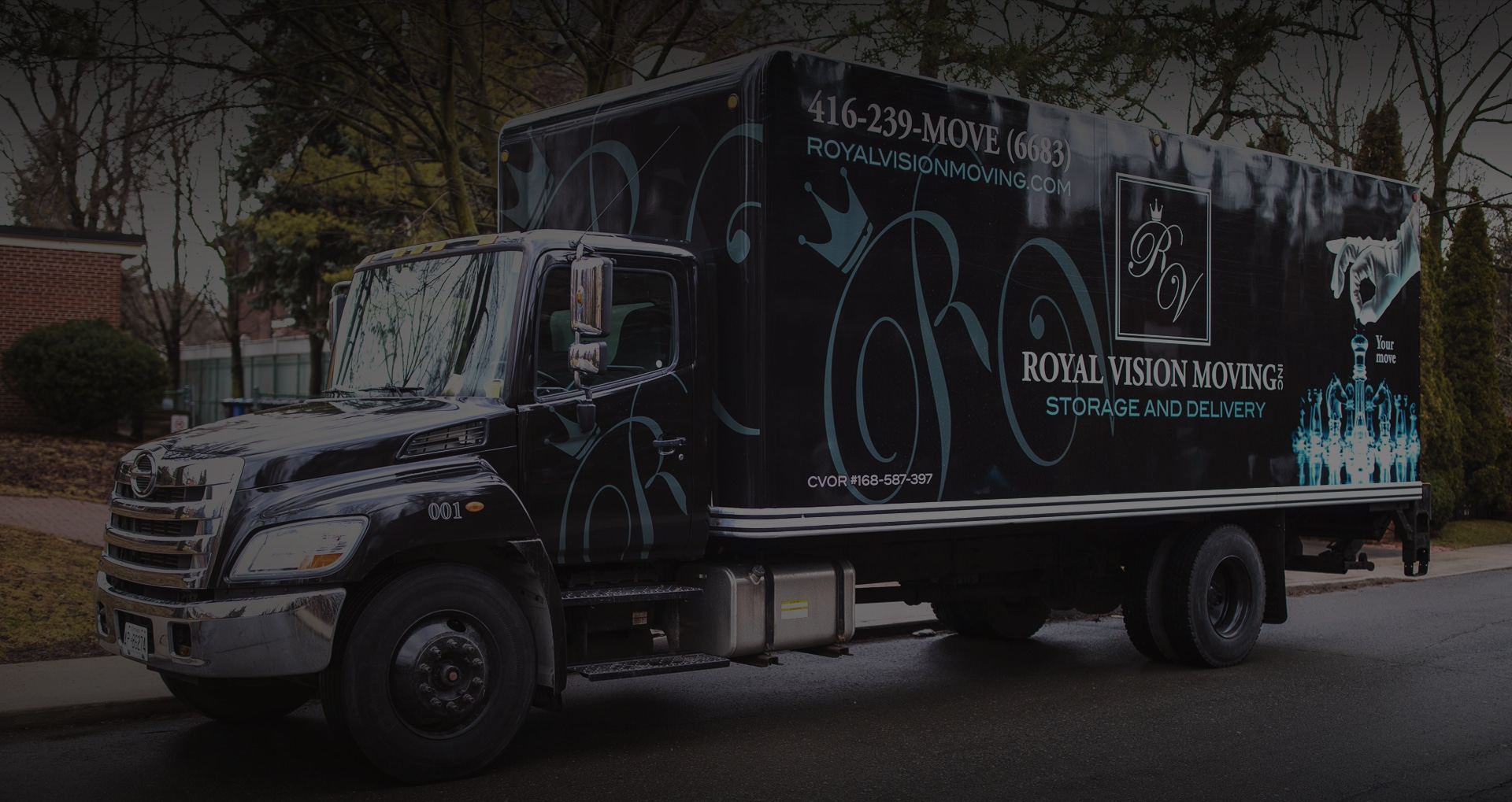 movers toronto white gloves Ontario packing delivery interior design